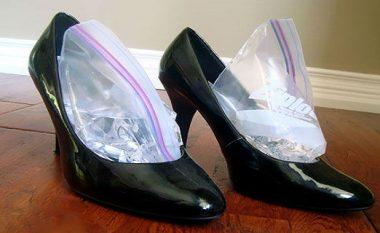 Zgjeroni këpucët në mënyrë të sigurt me këtë truk të mahnitshëm!