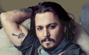 Ndryshimi i Johnny Depp ndër vite (Video)