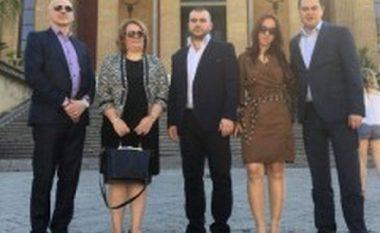 Janeva në Palermo në homazh për nder të gjykatësit Falkone