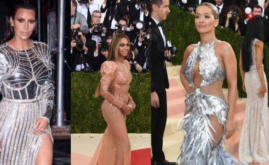 Nis tallja në me veshjet e Beyonce, Kim Kardashian e Rita Ora (Foto)