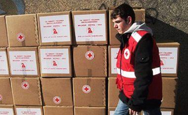 Kaq para janë mbledhur nga Kryqi i kuq i Maqedonisë për rajonet e përmbytura