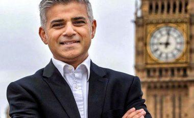 Sadiq Khan bëhet kryetari i parë mysliman i Londrës