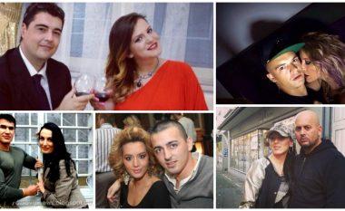 Partnerët e këngëtareve shqiptare që u përballën me drejtësinë (Foto)