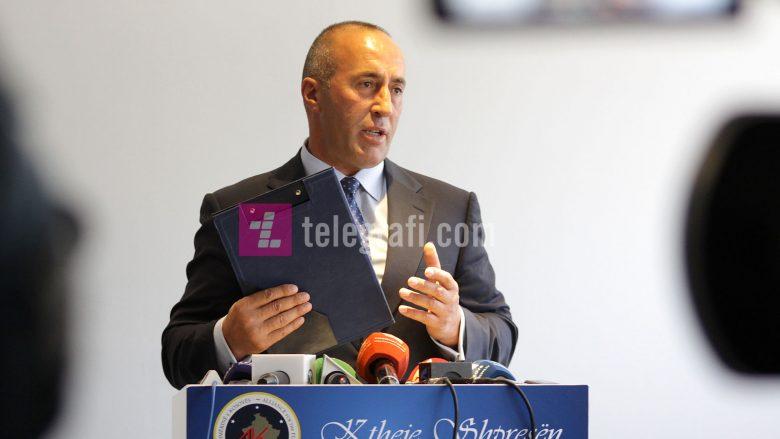 Insiston Haradinaj: Qeveria ta korrigjojë gabimin për Demarkacionin