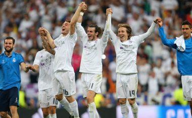 Lëndohet ylli i Real Madridit