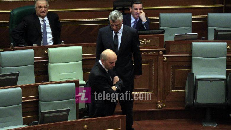 Thaçi: Kosova e vendosur në luftën kundër ekstremizmit dhe terrorizmit
