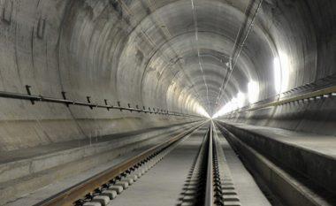 Ky është tuneli më i gjatë në botë (Foto)