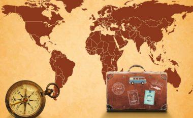 E pabesueshme por e vërtetë: Vizitoi 12 vende për 24 orë (Foto)