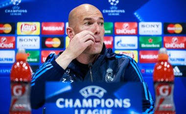 A do të jetë sezoni dështim nëse nuk fiton Reali? Ja deklarata e Zidanes! (Video)