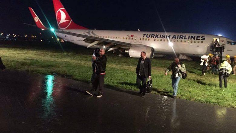 Pasagjeri i aeroplanit: Falë Zotit shpëtuam nga një tragjedi (Video)