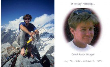 Pas 16 vitesh gjenden trupat e pajetë të alpinistit e kameramanit