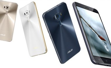 Asus lanson tre modele të Zenfone 3, Deluxe është një super-model!