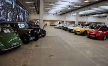 Koleksioni i mahnitshëm i BMW-së, që mbledh disa nga modelet më të rralla (Foto)