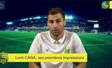 Zyrtare: Cana largohet nga Nantes
