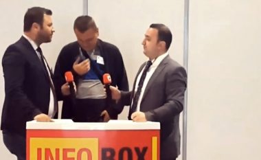Emocionuese, gazetari shqiptar qanë gjersa ishte në transmetim të drejtpërdrejtë (Video)