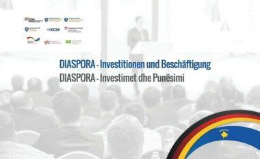 """""""Diaspora – Investimet dhe Punësimi"""" bën bashkë mbi 200 investitorë"""