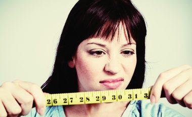 Qesharake, por e vërtetë: DIETA është si SEKSI i keq