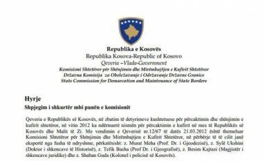 Ky është Raporti i Komisionit Shtetëror për shënjimin dhe mirëmbajtjen e vijës kufitare me Malin e Zi (Dokument)