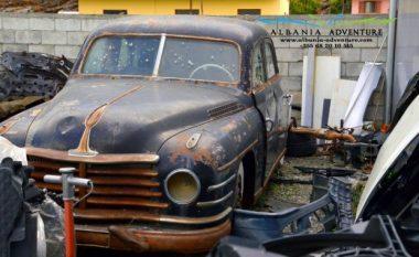 Historia e makinës së Enver Hoxhës që arrinte 120 km në orë (Foto)