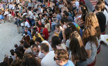 UP-ja, edhe sivjet nikoqire e qindra studentëve nga vende të ndryshme të botës