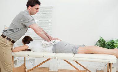 Masazhi zbut për një kohë dhimbjen kronike në shpinë