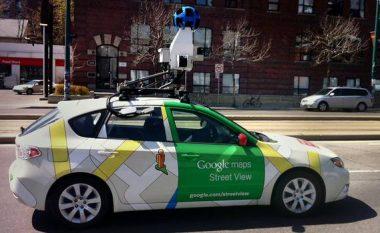 Veturat Google në Tiranë (Foto)