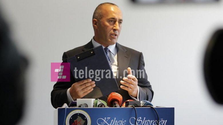 Haradinaj: Ja si ma shpëtoi jetën, vëllai Shkëlzeni (Video)