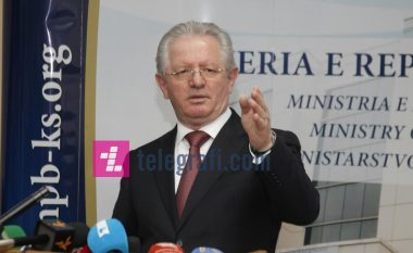 Ministri Hyseni udhëton për në Bruksel