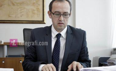 Avdullah Hoti: Kemi kursyer 40 milionë euro nga buxheti
