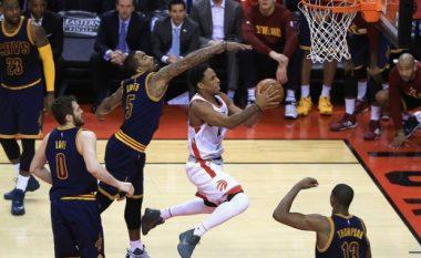 Toronto barazon serinë me Clevelandin (Video)
