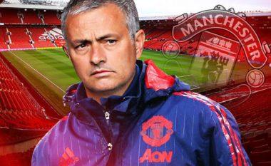 Mourinho në 48 orët e ardhshme zyrtarizohet tek Unitedi