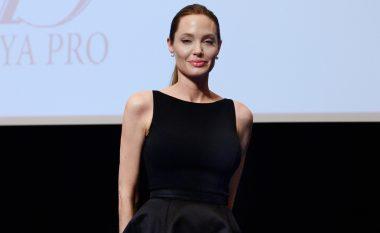 Angelina Jolie, profesoreshë në Universitetin e Ekonomisë së Londrës