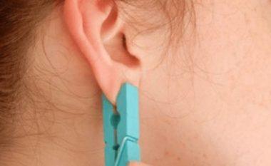 Kapësja e rrobave përdoret edhe për qetësimin e dhimbjeve, ja si (Foto)