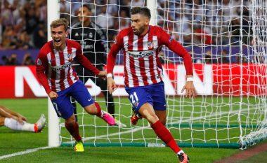 Reali në epërsi, Atletico humb penaltinë (Live)