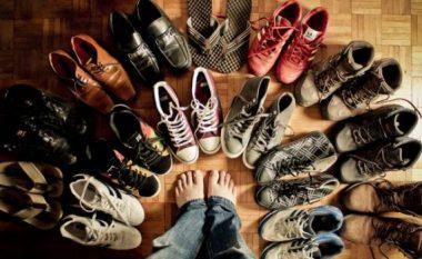 Doni të dini sa gjatë do të jetoni? Shikojeni numrin e këpucëve tua!
