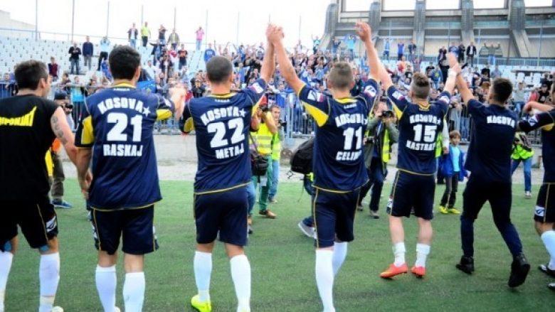 Rusia i 'lutet' UEFA-s që mos të takohet me Kosovën