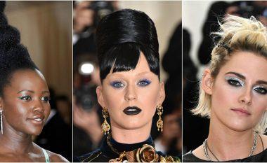 Modelet më të veçanta të flokëve në 'Met Gala'
