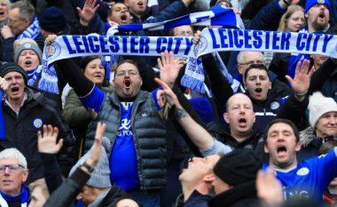 Jo vetëm në futboll, Leicester edhe në këtë sport pranë titullit të kampionit
