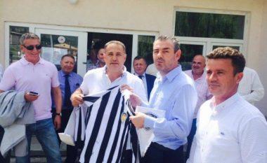Ministri Shala: Gjendja e stadiumit të Lirisë nuk është aspak e mirë