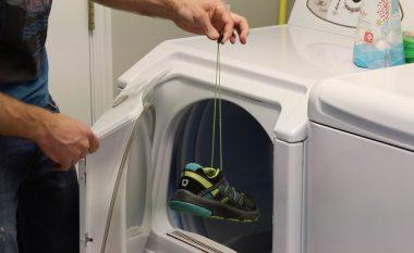 Si t'i lani atletet në rrobalarëse pa rrezikuar?