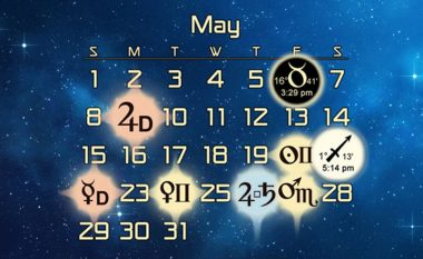 Shenjat e horoskopit që do të kenë para, dashuri dhe karrierë në maj