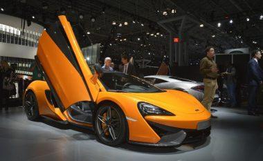 """McLaren 570 S Coupe merr çmimin """"Më i mirë i më të mirëve"""" (Foto)"""