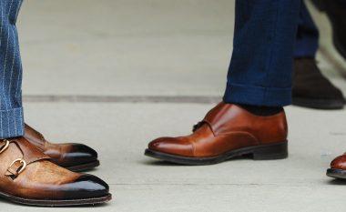 Ja përse nuk duhet t'i mbathni çdo ditë të njëjtat këpucë të lëkurës