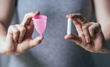 Përdorimi i filxhanëve menstrual në vend të tamponëve e përmirëson jetën seksuale