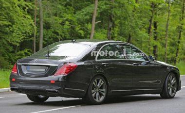 Spiunohet Mercedesi i ri S-Class (Foto)