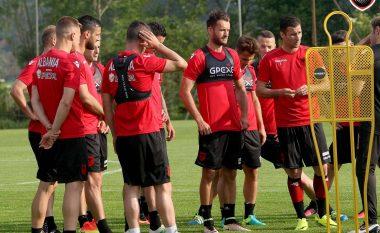 Futbollisti nuk e vesh fanellën e Kombëtares shqiptare! (Foto)
