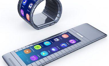 Telefonat e lakueshëm do të vijnë më shpejtë se sa ne prisnim! (Video)