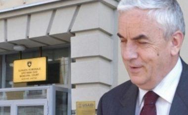 Dallaveret me prona, lirohet ish-kryetari i Gjykatës Nuhi Uka