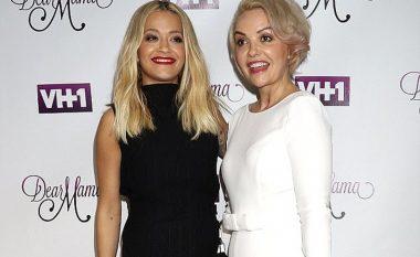 Rita me nënën duken si shoqe (Foto)