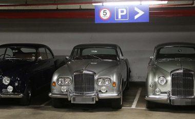 Parkingu i super të pasurve (Foto)